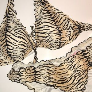VS Zebra Bikini